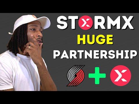 StormX Latest Crypto News: StormX Partnership with NBA Team!