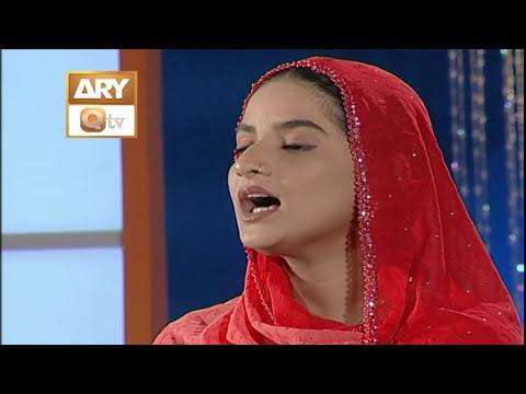 Falak Kay Nazaro By Hooriya Faheem - ARY Qtv