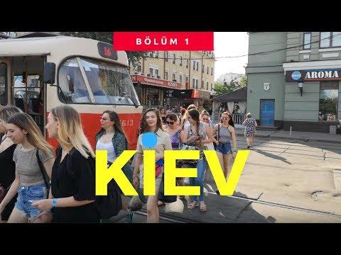 Ukrayna'nın Beklentileri Aşan Şehri Kiev - Bölüm 1 🇺🇦