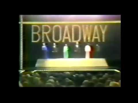 Diana Ross - Receiving Special Tony Award - 31th Annual Tony Awards 1977