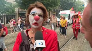"""La """"marée populaire"""" en Bourgogne : un millier de personnes ont défilé à Dijon"""