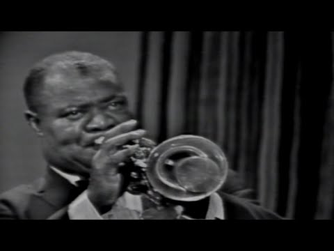 "Louis Armstrong ""(Up A) Lazy River"" on The Ed Sullivan Show"