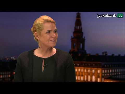 Borgen Late Night: Inger Støjberg i krydsild