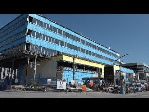 New City Hall Update September 2017
