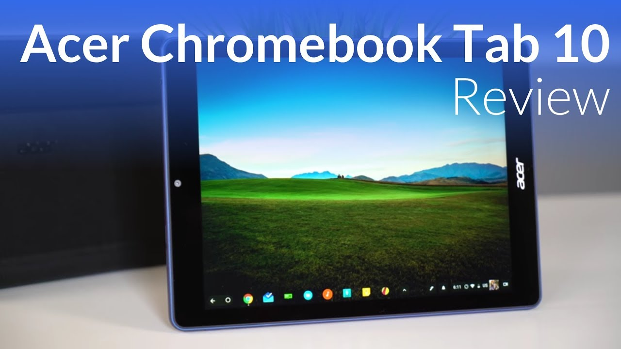 acer chromebook tab