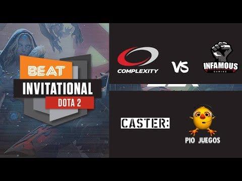 Tournament VODs. United States. coL. vs. Peru. Infamous. Dota 2 BEAT Invitational Season 8
