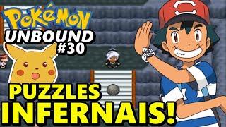 Pokémon Unbound (Detonado - Parte 30) - Puzzles e Desafios na Victory Road