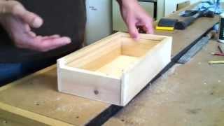 Sliding Lid Box 6a