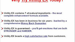 Virility Ex -- Get Your virilityex male enhancement free trial