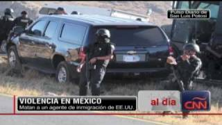 Repeat youtube video NARCOS ATACAN AGENTES DE MIGRACIÓN DE EE.UU VIDEO 1 DE 5