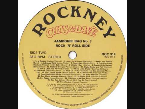 CHAS & DAVE JAMBOREE BAG NUMBER 3  -  ROCK 'N' ROLL MEDLEY 1985