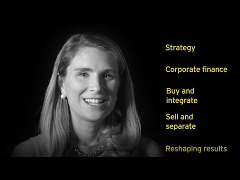 There are many faces to a career in Transaction Advisory Services at EY
