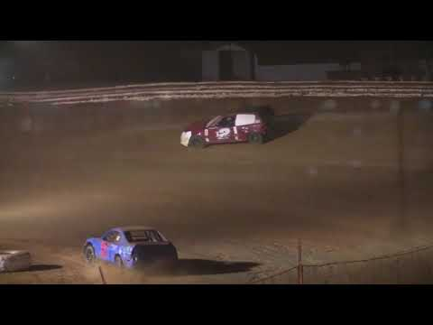 Midway Speedway 4 Cylinder Feature 9-30-17