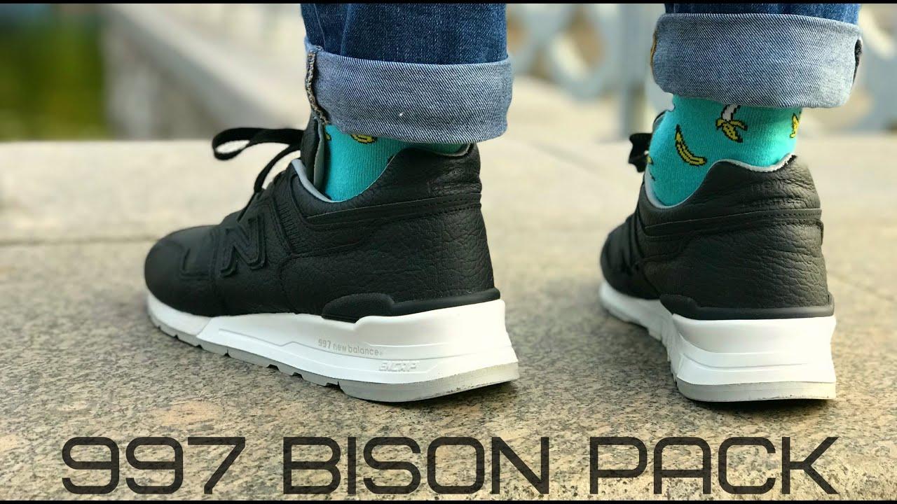 new balance 997 bison