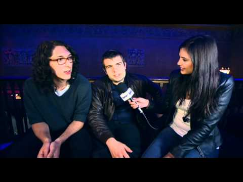 CLOUD CONTROL - Independent Music Awards 2010 Interview - BPM Backstage