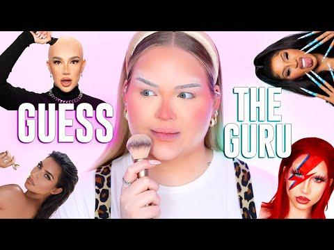 Guess The GURU Challenge! OMG! | NikkieTutorials