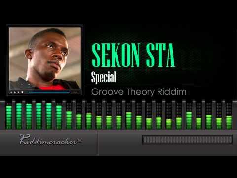 Sekon Sta - Special (Groove Theory Riddim) [Soca 2015] [HD]