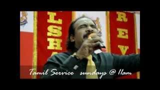 TAMIL CHRISTIAN SONG EL-SHADDAI MINISTRIES SINGAPORE SUNDAY WORSHIP