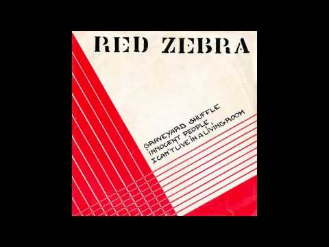 red zebra - i can`t live in a livingroom
