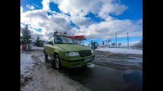 Škoda Felicia 1.9D | POV Drive