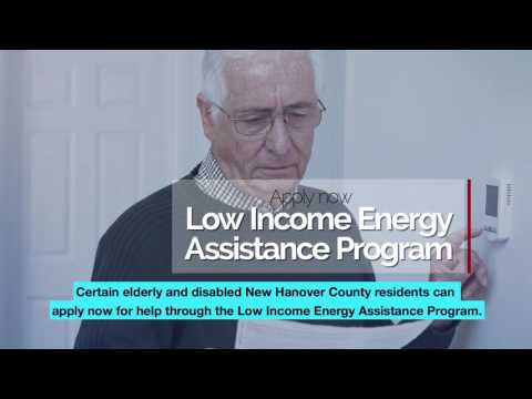Low Income Energy Assistance Program 2016