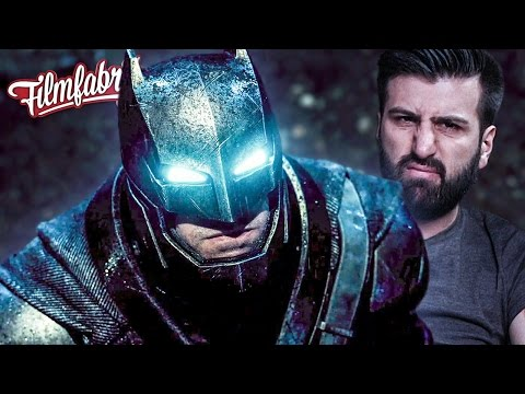 BATMAN V SUPERMAN: DAWN OF JUSTICE Kritik / Review (2016)