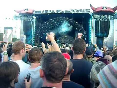 THUNDER STRUCK - AC/DC download festival 2010