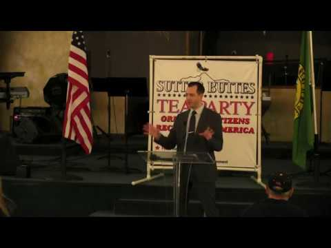 SBTPP Presents Jeremy Talcott of the Pacific Legal Foundation 12 4 2017
