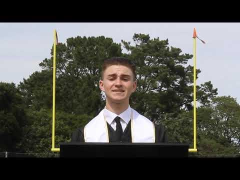 Novato High School 2020 Graduation - 'Got It Out the Mud' Commencement Speech by Matthew Frey