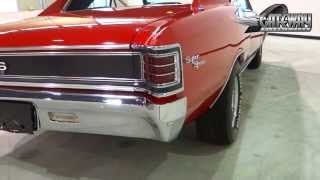 1967 Chevrolet Chevelle SS 396 #0060-NDY - Gateway Classic Cars - Indianapolis