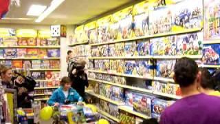 Twee minuten gratis winkelen bij Intertoys in Goes