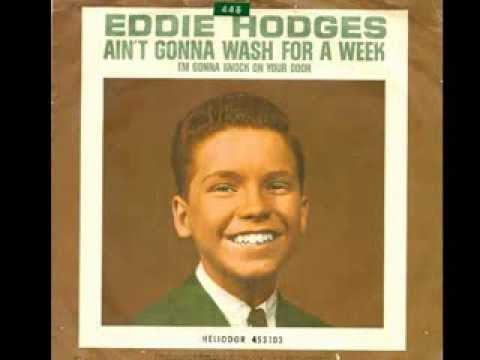 Eddie Hodges -  Ain't Gonna Wash For A Week   (Rare 'Mono-to-Stereo' Mix 1961)