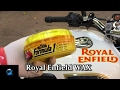 How to Wax Polish | Formula 1 | Bullet | Royal Enfield Tips and Tricks  |