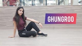 Ghungroo Song   War   Hritik Roshan, Vaani Kapoor   Dance Video