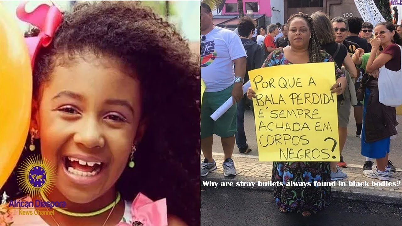 Rio Residents Protest After Police Killings Of 5 Children