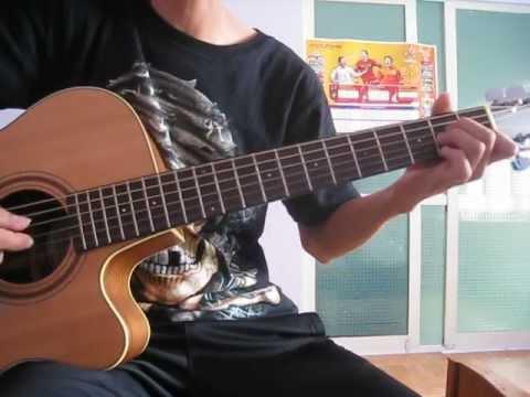 Người đàn bà hóa đá (Bức Tường) - Hướng dẫn đệm guitar by Linh Lem