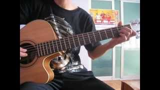 Người đàn bà hóa đá (Bức Tường) - Hướng dẫn đệm guitar