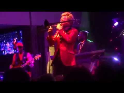 Brian Culbertson Mt Airy Lodge 11516