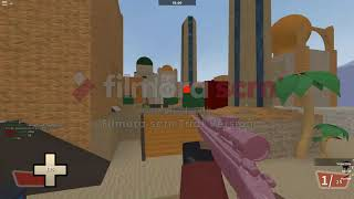 Roblox/ TF2 gameplay (Team fortress 2 ) era un po 'lag :/