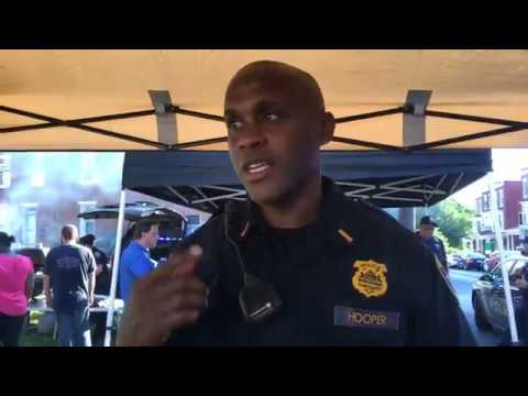 Police, council host neighborhood barbecue in Harrisburg