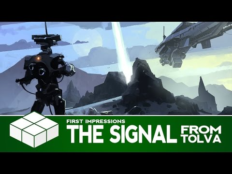 The Signal From Tölva | PC Gameplay & First Impressions