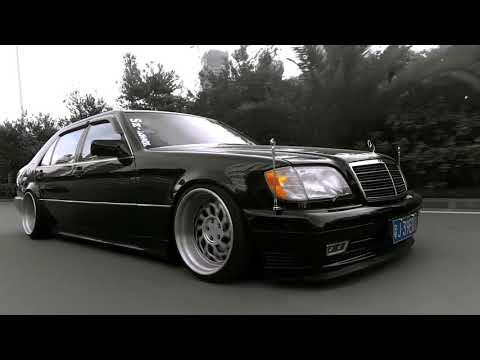 Mercedes-Benz S600 W140 YAKUZA And BMW 740iL E38 KRAKEN