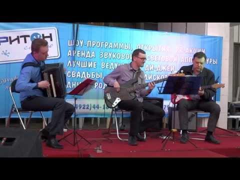 MAIN STREET (французский аккордеон) - BOSSA DORADO (Праздник 2014 Арт Дворец)(jazz accordion)
