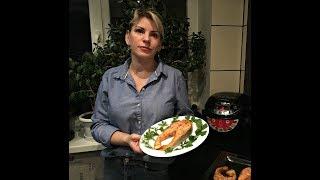 Стейк из ФОРЕЛИ в духовке. СОЧНЫЕ, мега-вкусные стейки из ФОРЕЛИ за 15 минут