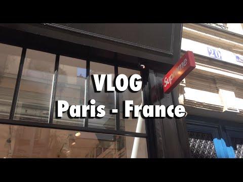 VLOG - Paris (Supreme, Colette, Starcow and more...)