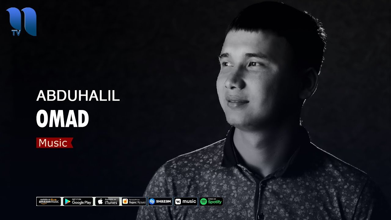 Abduhalil - Omad | Абдухалил - Омад (music version)