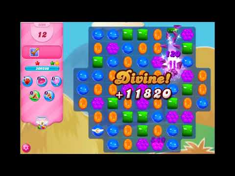 Candy Crush Saga - Level 3206 ☆☆☆