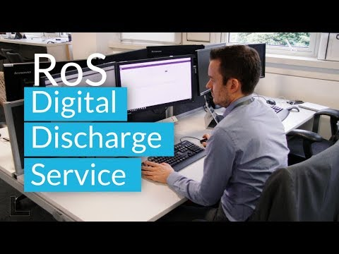 Walkthrough of the Digital Discharge Service | Registers of Scotland (subtitled)
