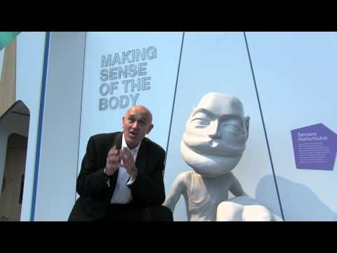 An interview with Jim Al-Khalili at Glasgow Science Centre