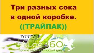 Алоэ Трайпак Магазин на диване Алоэ Вера продукции https aloe360 ru